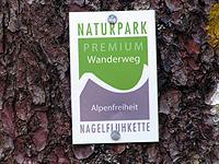 Markierung Alpenfreiheit