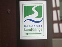 Markierung Bermatinger Waldwiesen