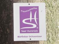 Markierung Börfinker Ochsentour