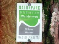 Markierung Wildes Wasser