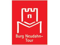 Markierung Burg Neudahn-Tour