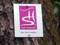 Markierung Der Hochwälder