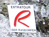 Markierung Der Rasdorfer