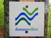 Markierung Donaufelsen-Tour
