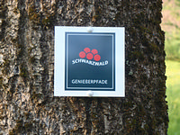Markierung Durbacher Weinpanorama