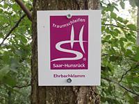 Markierung Ehrbachklamm