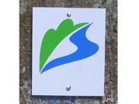 Markierung Ensheimer Brunnenweg