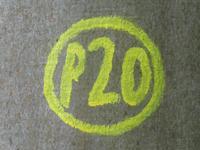 Markierung Ulfener Karst P20