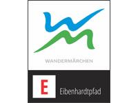 Markierung Eibenhardtpfad