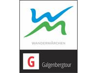 Markierung Galgenbergtour