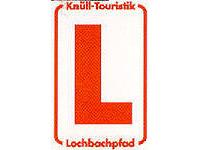 Markierung Extratour Lochbachpfad