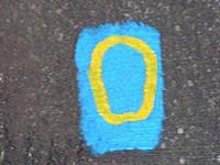 Markierung Oberlinspher Weg