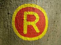 Markierung Extratour Ronshausen