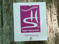Markierung Steinhauerweg