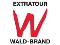 Markierung Extratour Wald-Brand