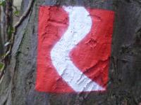 Markierung Fürstenweg