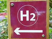 Markierung H2 Zierenberg - In geheimnisvoller Bergwelt