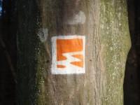 Markierung Heidehimmel Volkesfeld