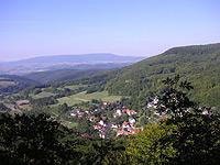 Markierung Hessische Schweiz P4