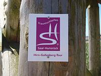 Markierung Hirn-Gallenberg-Tour