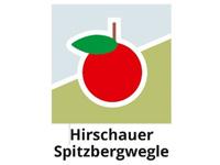 Markierung Hirschauer Spitzbergwegle