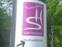 Markierung Hochwald Acht
