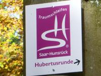 Markierung Hubertusrunde