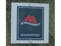 Markierung Ibacher Panoramaweg