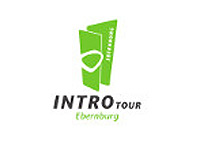 Markierung Intro Tour Ebernburg