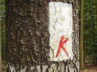 Markierung Königsweg