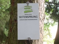 Markierung Longuicher Sauerbrunnen