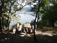 Klettersteig Pfalz : Calmont klettersteig gut zu wissen landesschau rheinland pfalz