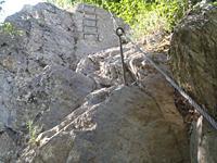 Klettersteig Hessen : Mittelrhein klettersteig u deutsches wanderinstitut premiumweg