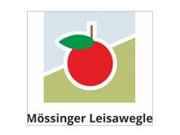 Markierung Mössinger Leisawegle