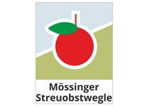 Markierung Mössinger Streuobstwegle