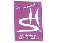 Markierung Mühlenbach-Schluchten-Tour