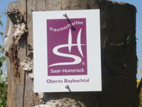 Markierung Oberes Baybachtal