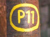 Markierung Niester Riesen P11