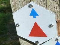 Markierung Pietersheim Bos Route