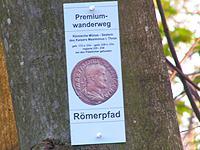 Markierung Römerpfad