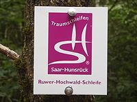 Markierung Ruwer-Hochwald-Schleife