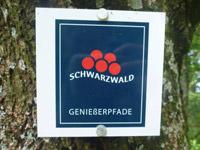 Markierung Sauschwänzle-Weg