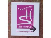 Markierung Schanzerkopf-Tour