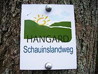 Markierung Schauinslandweg