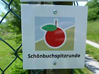 Markierung Schönbuchspitzrunde