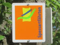 Markierung Stolzenberger Ritterblick