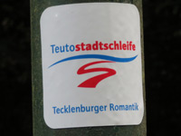 Markierung Tecklenburger Romantik