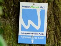 Markierung Tüschenbroicher-Runde