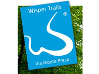 Markierung Via Monte Preso