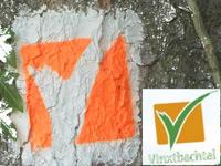 Markierung Vinxtbachtal